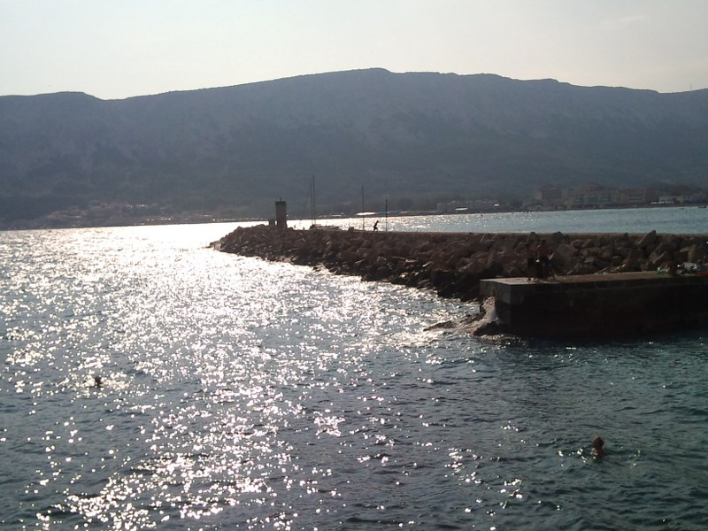 Baska, Island Krk (1)