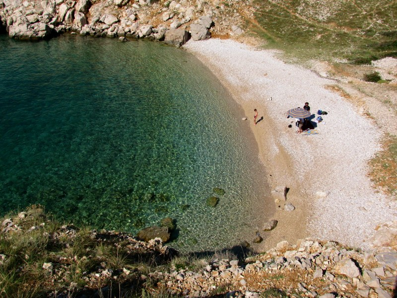 Baska beach, Vela plaza (10)