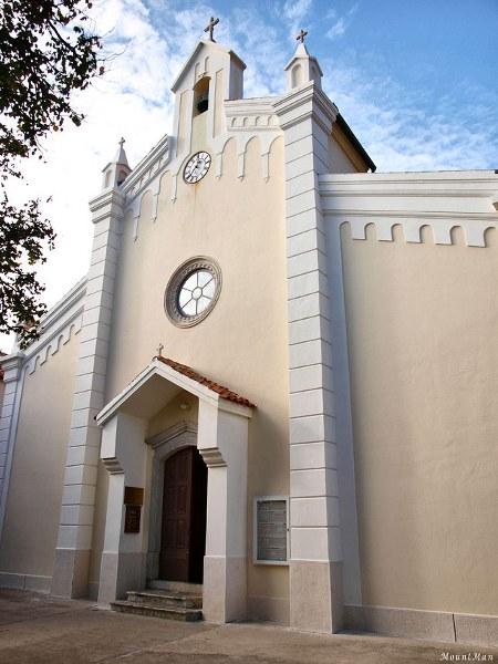 Crkva sv. Trojstva Baska
