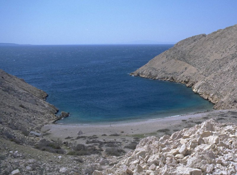 Baska beach, Vela plaza (11)