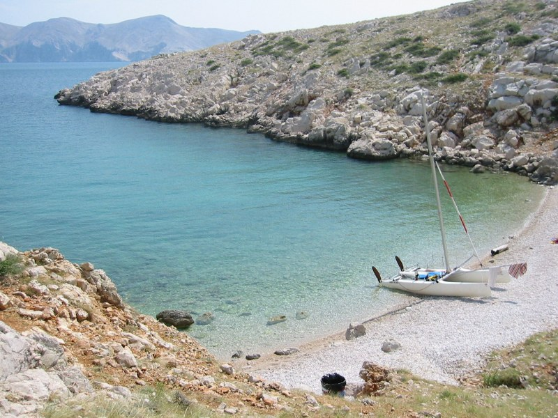 Baska beach, Vela plaza (9)